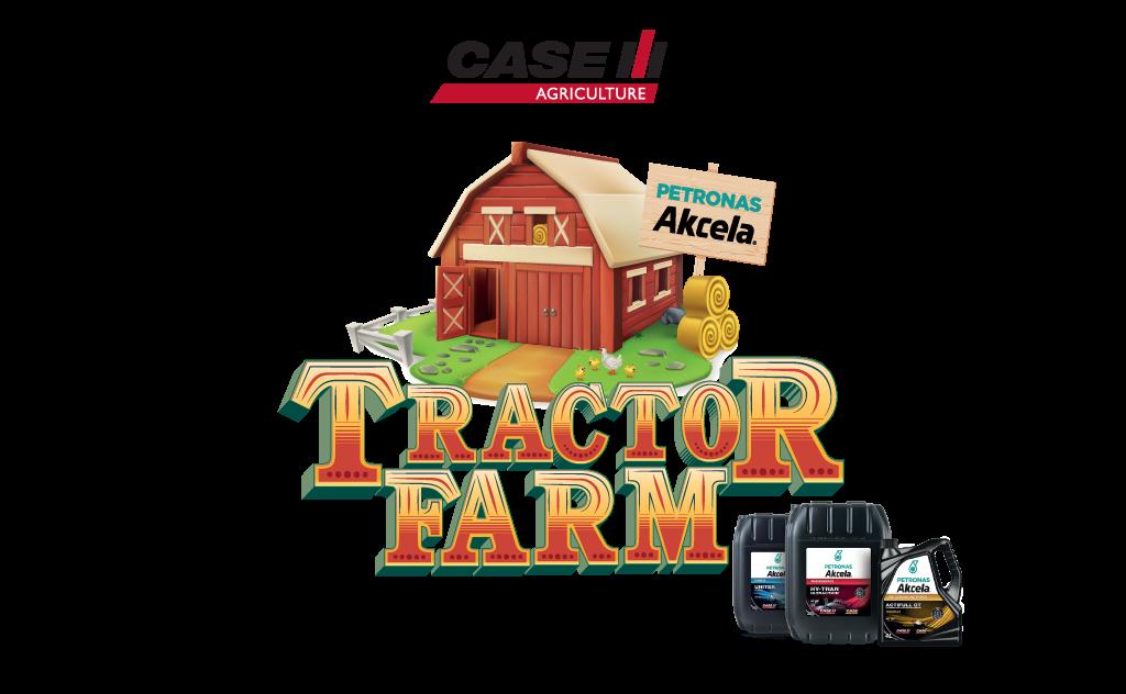 Tractor Farm PETRONAS Akcela
