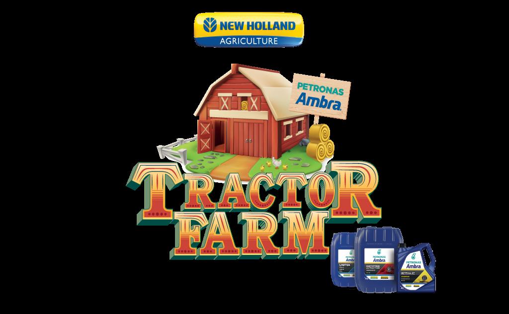 Tractor Farm PETRONAS Ambra